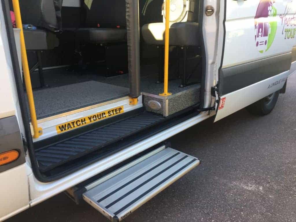 Accessible Tours -
