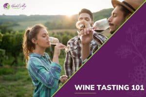 newcastle wine tasting 101