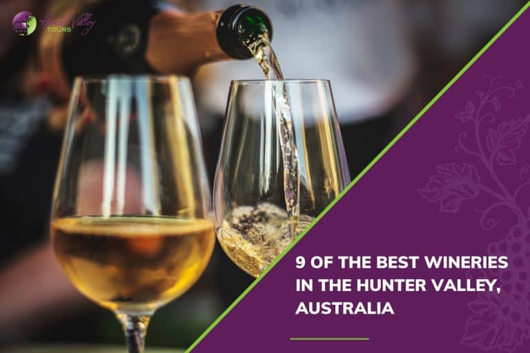 9 of the Best Wineries in the Hunter Valley, Australia