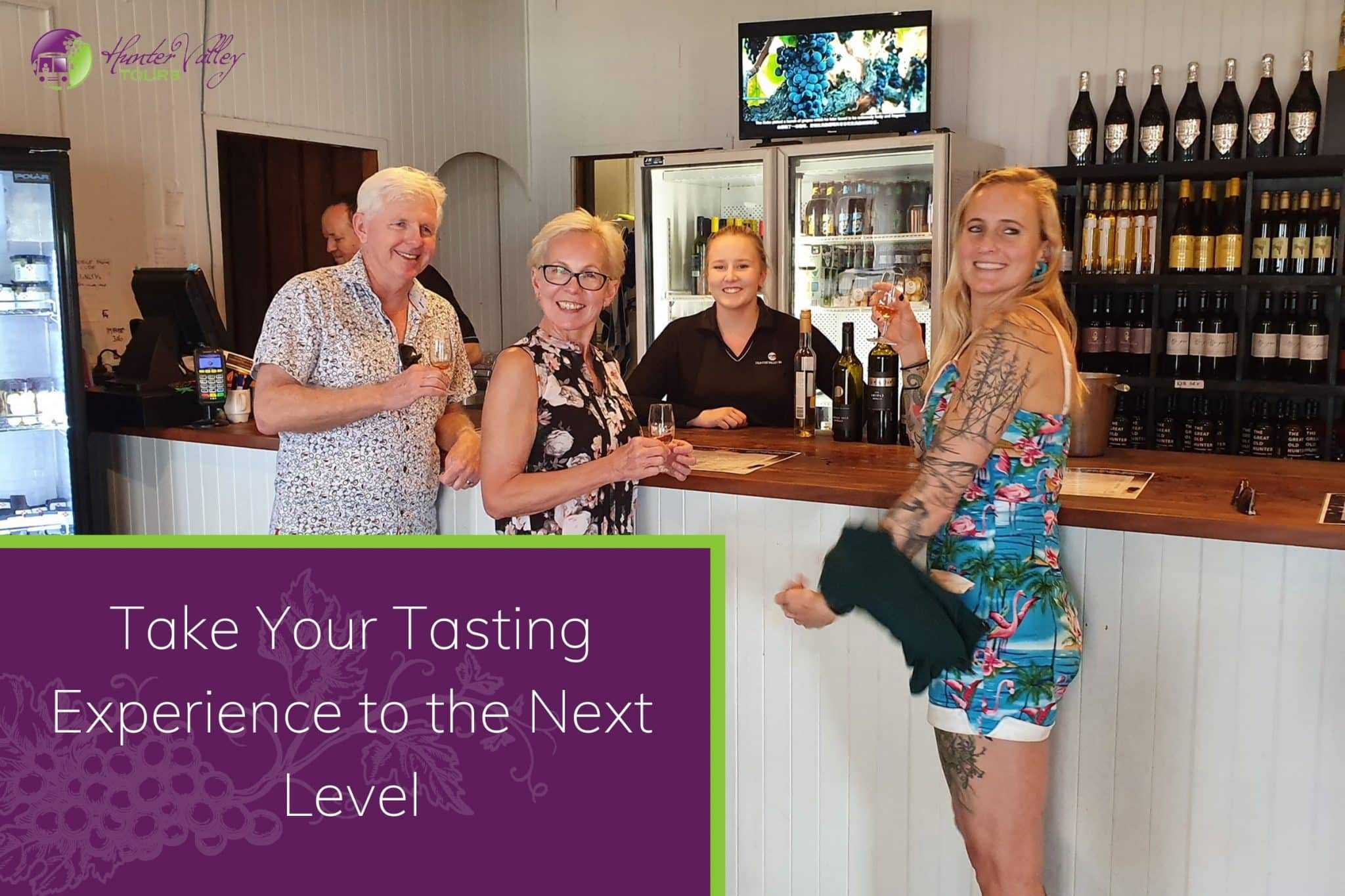 Take Your Tasting Experience to the Next Level