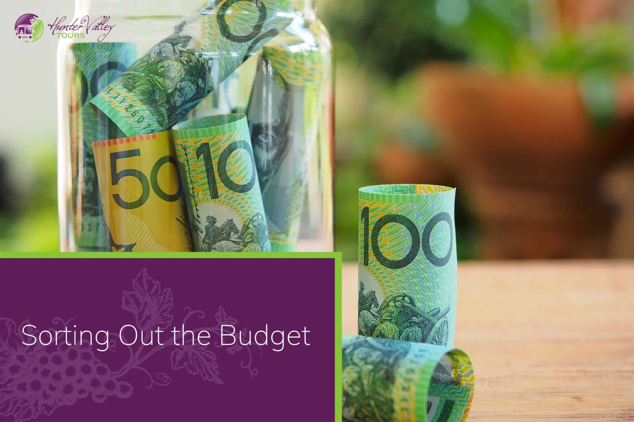 Sorting Out the Budget