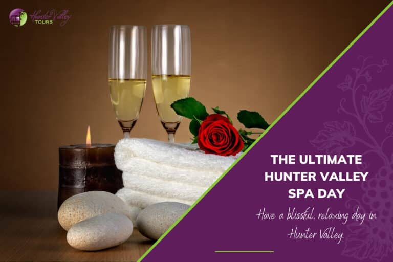 The Ultimate Hunter Valley Spa Day The Ultimate Hunter Valley Spa Day